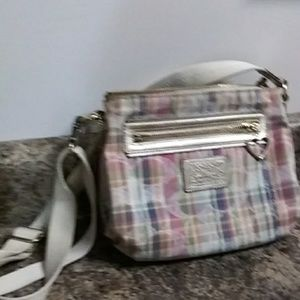 Coach summer purse and wallet